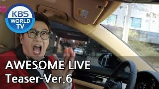 myK AWESOME LIVE   Teaser-Ver.6 [SUB : ENG]