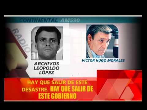 EL INTENTO DE GOLPE EN VENEZUELA: ¿QUIÉN ES LEOPOLDO LÓPEZ? - 19-02-14