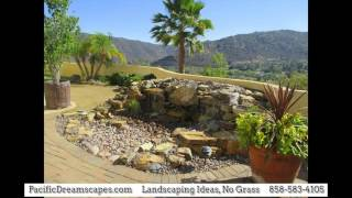 Landscaping Ideas No Grass : how to xeriscape a yard with no grass