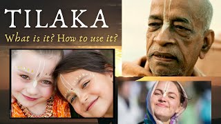Tilaka: What is it, why it is important, how to apply it?
