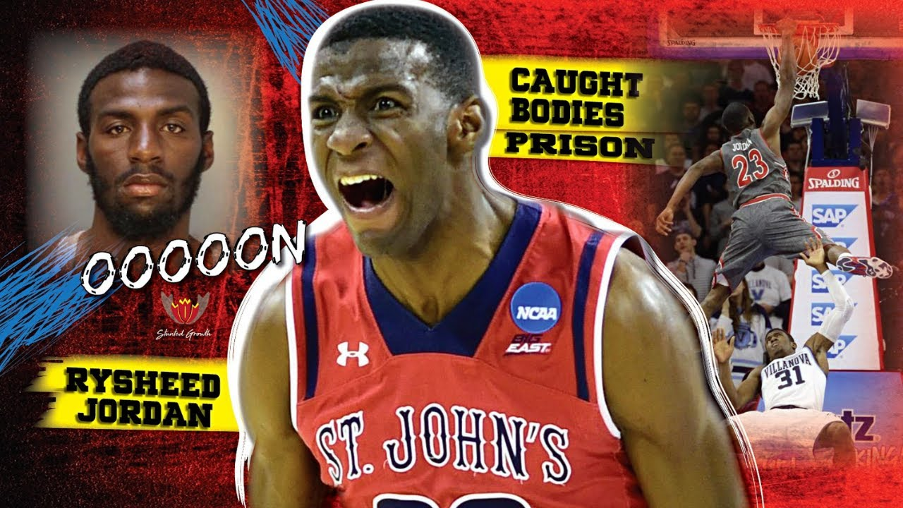 From Lottery Prospect To 3 Years In prison! What Happened to RYSHEED JORDAN