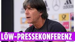 Jogis erste Pressekonferenz zur WM 2018: Bundestrainer Löw über Neuer, Özil und Gündogan