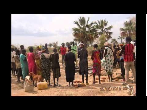 Waterproject South Sudan 2015