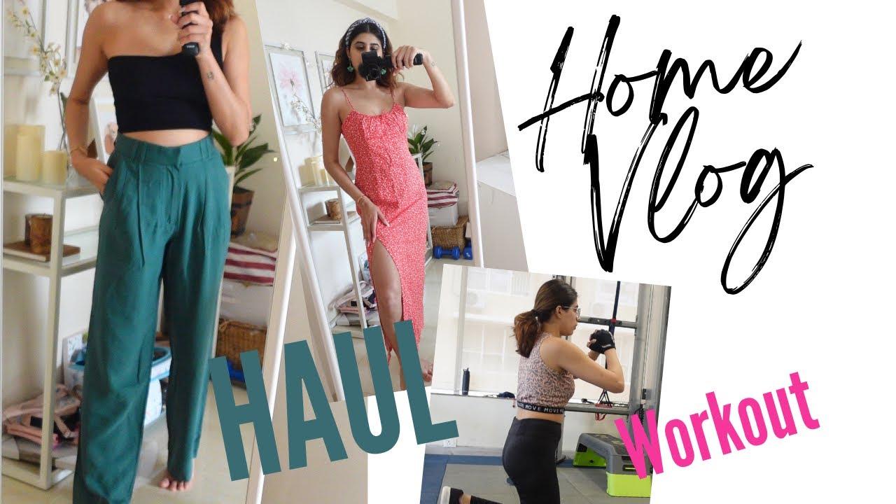 Download VLOG | Mini hauls, workout, packing my bags...| Malvika Sitlani Aryan
