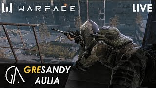 [LIVE] Natalan Dirumah? | Warface (Gameplay Indonesia) - Free FPS Game PC Steam