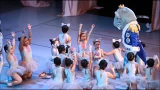 Mice and Battle - The Nutcracker - Marlupi Dance Academy
