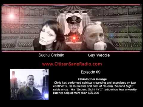 Citizen Sane Episode 09 - Christopher George