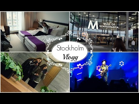 Stockholm Vlogg | Shopping, James Bay & Natt bad