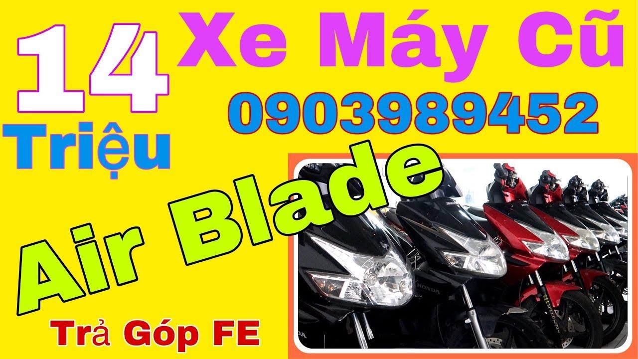 Đi xem Honda Air Blade Giá Chỉ từ 14 triệu