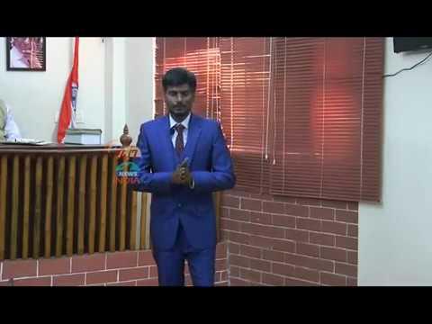 RTC R.M Srihari In Dharma Peetam (promo) - INDIA TV Telugu