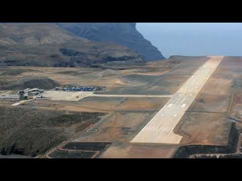 News Update Flights to south Atlantic island of St Helena to begin at last 14/10/17