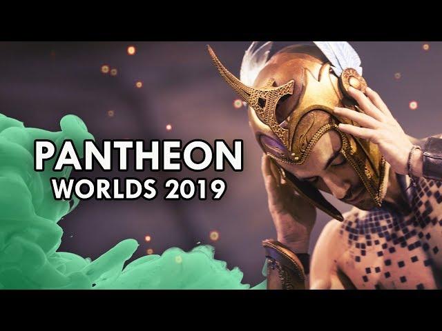 Pantheon WORLDS 2019 - Making-of