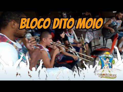 Bloco Dito Moio - Os Cumpadre (Carnaval de Nazaré Paulista 2017)