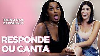 Baixar IZA CANTA MC LOMA E RESPONDE: MAIOR PORRE, NUDES, PIOR LOOK... | Foquinha