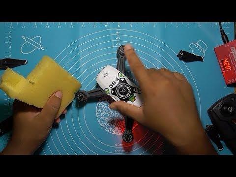 Cara Mudah Membersihkan Motor Drone DJI Spark Karatan/Kotor/Berdebu