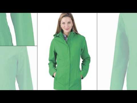 Charles River Apparel Style 5765  Women's Logan Jacket