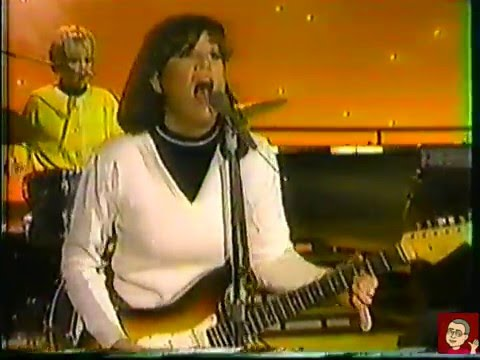 The Bangles - American Bandstand - March 26, 1983