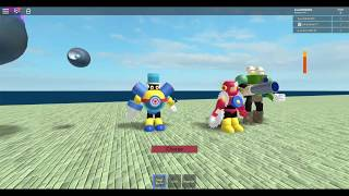 Mega Man And Bass Abyss 2 On Roblox!!! (Part 1)