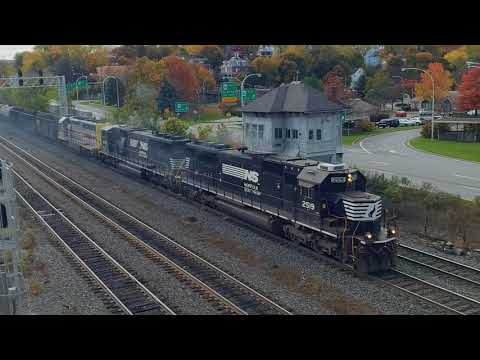 ERIE LACKAWANNA 1700 PASSING ALTO TOWER