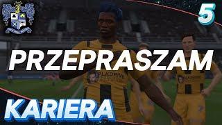FIFA 20 - KARIERA BURY | #05 - Przepraszam.
