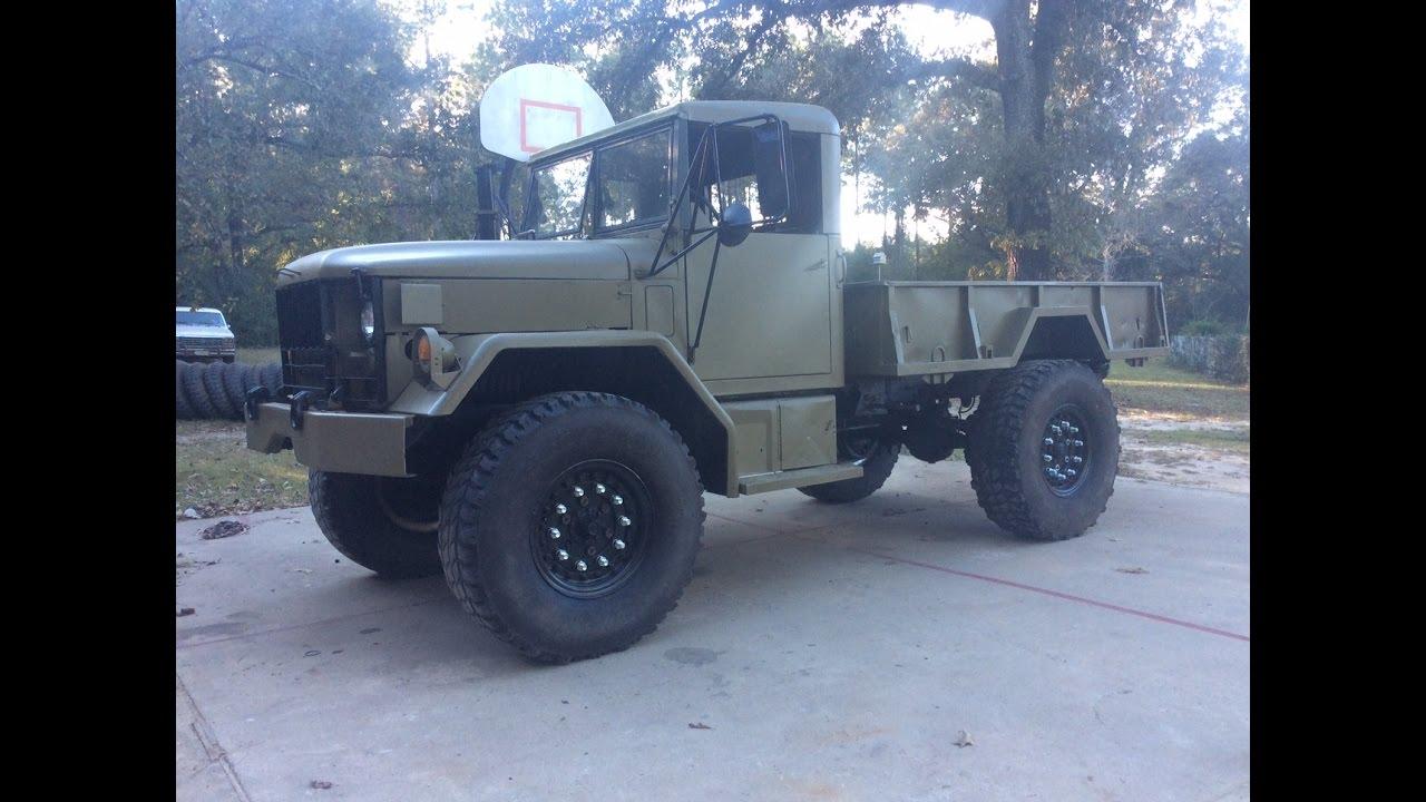 DonsDeals Blog: 1969, M35A2 6x6 Military Truck - M35A2 Bobbed Deuce