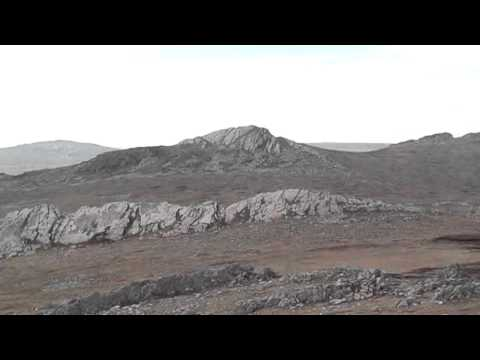 Two Sisters Mountain, Falklands War