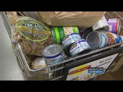 Oregon Food Bank needs basic food donations