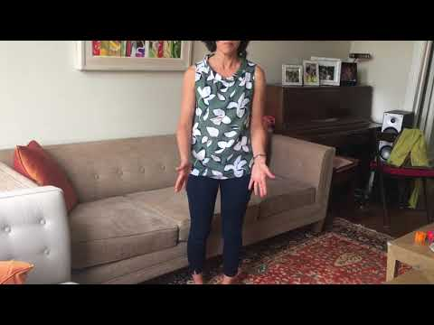8/8 - Struggling with the exercises? Learn a trick to connect with your pelvic floor muscles.