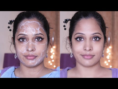 How to get Clear Glowing skin remove acne and dark spots| Home Facial | SuperPrincessjo from YouTube · Duration:  4 minutes 5 seconds