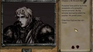 Disciples: Sacred Lands Golden Edition Campaign, Empire Chapter 2, part 1 Gameplay, on Very Hard