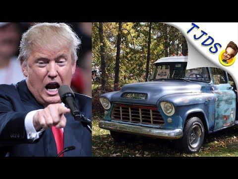 GM Closing 5 Plants - Trump Has No Answers