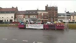 Raismes : la mairie expose les ordures déposées sauvagement dans la commune