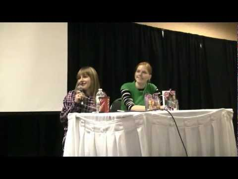 [Convention Hopper] Con-G Season 4 - Andrea Libman Q&A