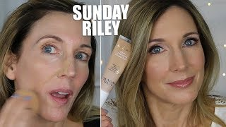 Foundation Friday Over 50 ~ Sunday Riley The Influencer!