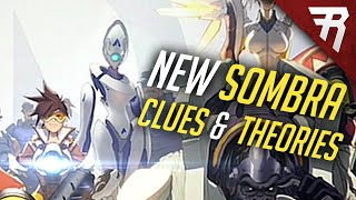 New Sombra Hints - Theory Overview [Overwatch New Character]