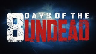Official Call of Duty®: Black Ops III - 8 Days of the Undead Trailer thumbnail
