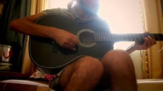 أغنية كشفية - الكشاف مع صحابه ( لحن مع كلمات Guitare)