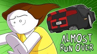 Download Almost Run Over By A Car Mp3 and Videos