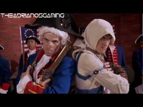 ULTIMATE ASSASSIN'S CREED 3 SONG [Music Video]+ Free MP3 Song
