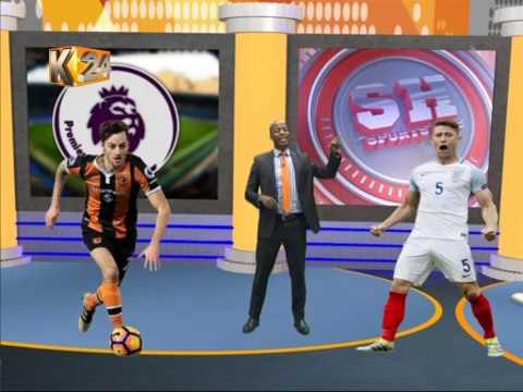 K24Sports Hub with Tony Kwalanda 15:02:2018