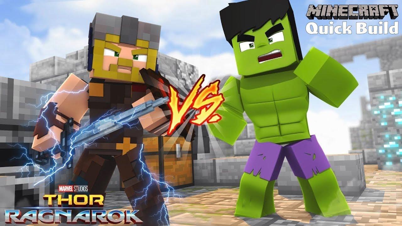 Minecraft Spielen Deutsch Skins Para Minecraft Pe Thor Bild - Minecraft spiele android