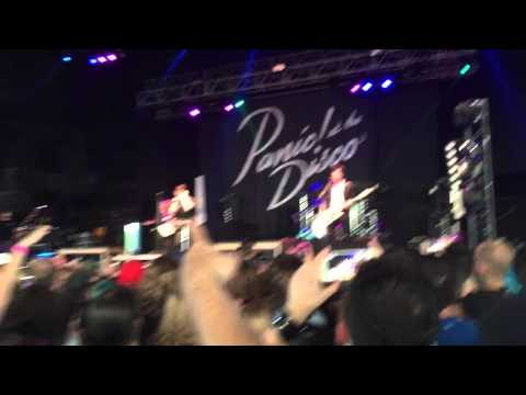 Panic! At The Disco - The Ballad Of Mona Lisa (Live At Big Summer Show July 18, 2015)