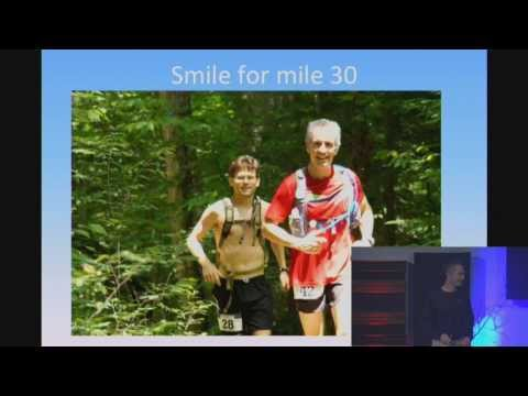 From couch to ultra marathon: Bill Hoffman at TEDxAlbany 2013