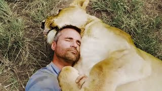 That was quick! The Lion Whisperer