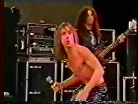 Iggy Pop-Down on the street (live)