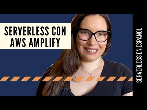 🇪🇸SERVERLESS PARA DESARROLLADORES DE CLIENTES con AWS Amplify |FooBar en Español