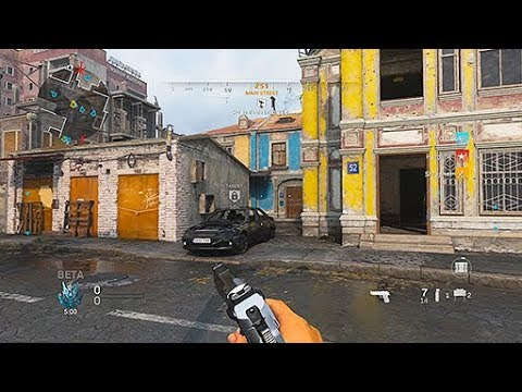 91 Kill Gameplay - Official Call of Duty Athlete Review of the Modern Warfare Beta