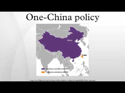One-China policy