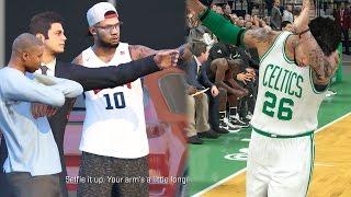 NBA 2k17 MyCAREER - Scoring Over 90 Points in Last Game of the Season! Free Diamond Card! Ep. 91