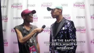 Sir the Baptist Discuss Debut Album